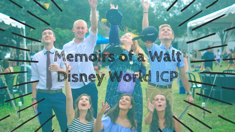 Chloe Rudd - Disney ICP Graduation and end of Walt Disney World ICP blog post image