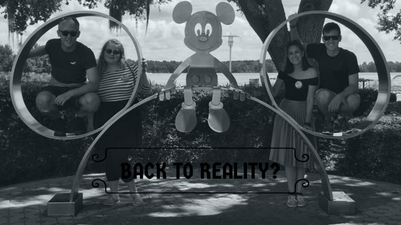 Chloe Rudd - back to reality last day of Walt Disney World ICP vlog